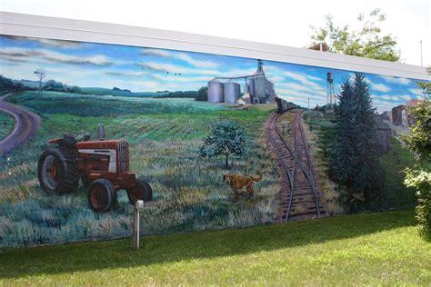 Smalltown Minnesota Murals Grassroots Art Minnesota