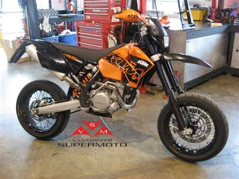 Ktm 450 Exc Supermoto Hd Wallpaper