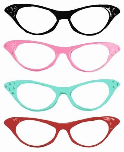 Glasses Clipart Eye Cat Eyeglasses Clip Doll