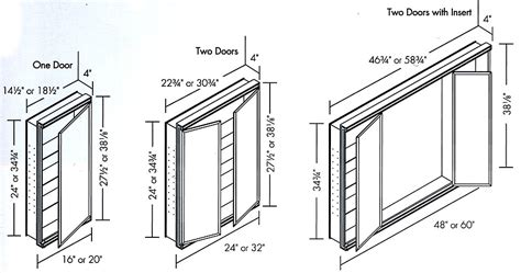 Robern Medicine Cabinet Sizes by Robern C Series Medicine Cabinets