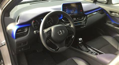 Prova Nuova Toyota C-hr Hybrid