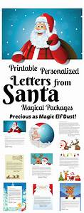 Letters from santa our magical packages letters from for Santa claus letter packages