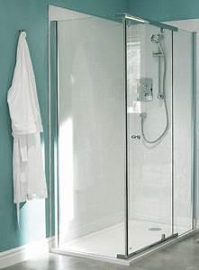 Panneau étanche Salle De Bain : les panneaux de douche en acrylique de jacob delafon ~ Premium-room.com Idées de Décoration