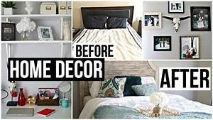 Home Decor Moving Haul + Room Makeover Tumblr Vlog - YouTube