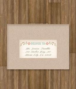 15 best printable wedding address labels images on With best way to print address labels