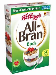 how to make breakfast cereals healthy with kellogg 39 s all bran cereals original bran buds complete