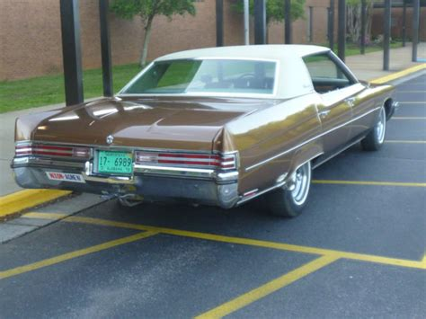 1972 Buick Electra 225 For Sale by 1972 Buick Electra 225 Custom Classic Buick Electra 1972