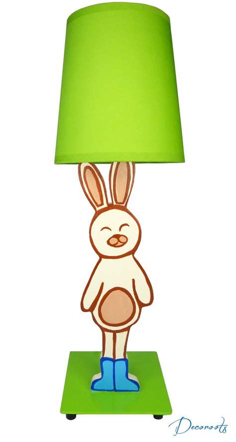 le de chevet lapin le de chevet lapin gar 231 on existe en bleu enfant b 233 b 233 luminaire enfant b 233 b 233 decoroots
