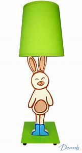 Lampe De Chevet Garçon : lampe de chevet lapin gar on existe en bleu enfant b b luminaire enfant b b decoroots ~ Teatrodelosmanantiales.com Idées de Décoration