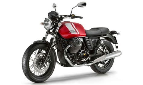 Modification Moto Guzzi V7 Ii by V7 Ii Special