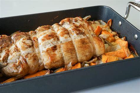 cuisiner un roti de boeuf au four rôti de porc recette du rôti de porc cuisson du rôti de
