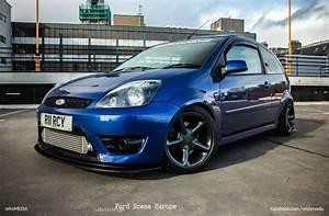 Ford Fiesta Mk6 : ford fiesta mk6 st imperial blue all ford models ~ Dallasstarsshop.com Idées de Décoration