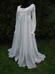 Victorian-inspired Nightgown