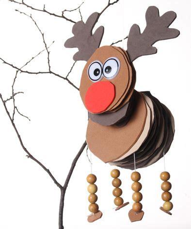 basteln weihnachten mit kindern marein fliegendes rentier rudolf kinder basteln weihnachten basteln und weihnachten