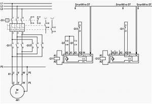 Example Of Reversing Starter With Pke Motor