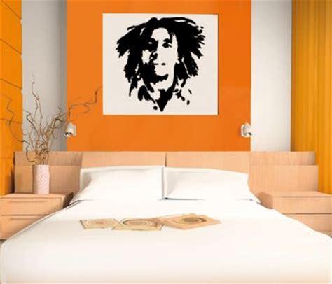 chambre rasta chambre aux couleurs rasta