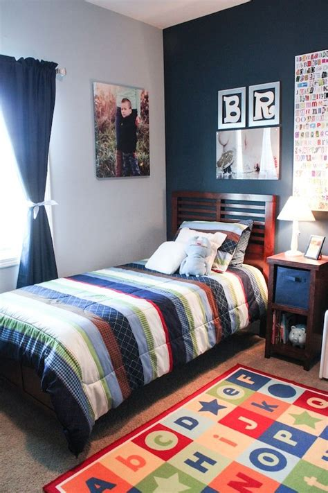 Big Boy Room Reveal The Middle Child's Room  Best Of