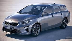 Kia Ceed Sportswagon 2019 : kia ceed sportswagon model turbosquid 1335717 ~ Jslefanu.com Haus und Dekorationen