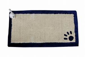 tapis pour chat animaloo With tapis griffoir chat