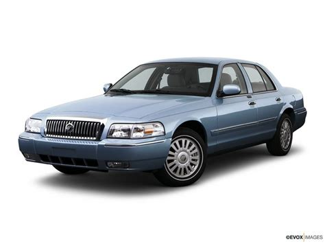 2007 Mercury Grand Marquis by 2007 Mercury Grand Marquis Photos Informations Articles