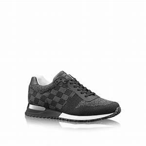 Sneakers Louis Vuitton Homme : sneakers run away damier souliers homme louis vuitton ~ Nature-et-papiers.com Idées de Décoration