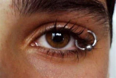 eye piercings