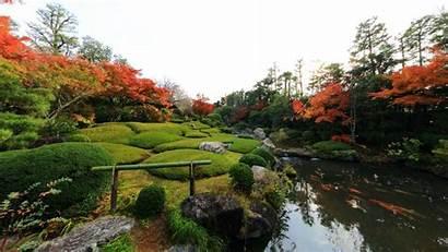 Zen Garden Water Japan Nature Japanese Flowers