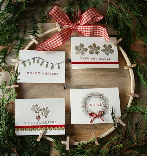 Home Design Ideas Handmade by 20 Beautiful Diy Card Ideas For 2012