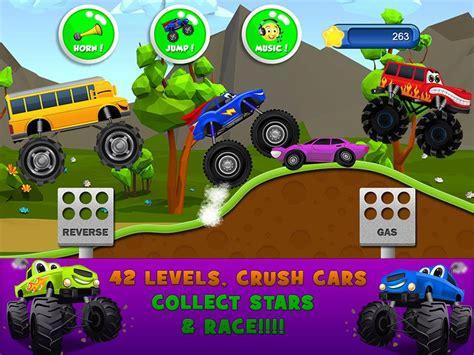 Monster Trucks Game For Kids 2 Apk Download