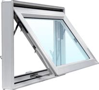 difference hopper awning windows