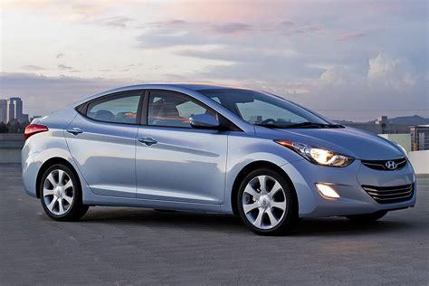 Hyundai Car :  Hyundai Elantra 2012