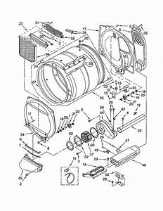 Bulkhead Diagram  U0026 Parts List For Model 11062082101