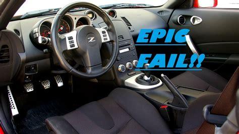 interior trim removal epic fail youtube