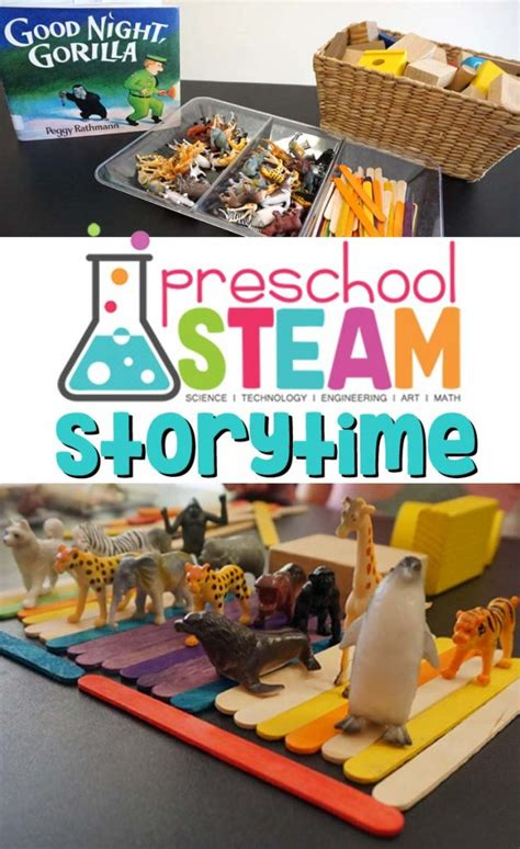 preschool steam steam activities for preschoolers 903 | gorillapin 627x1024