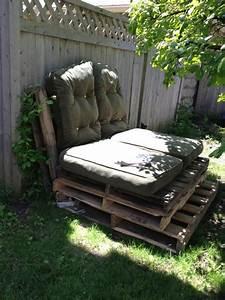 Gartengestaltung Mit Paletten : sofa aus paletten 42 wundersch ne bilder ~ Whattoseeinmadrid.com Haus und Dekorationen
