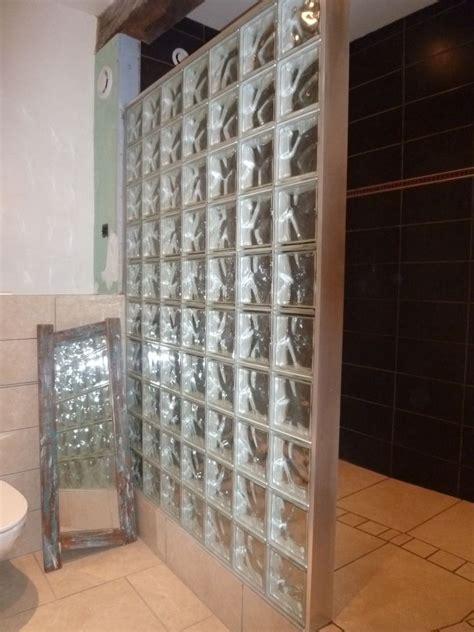 brique de verre cuisine mur en verre salle de bain 28 images mettons des