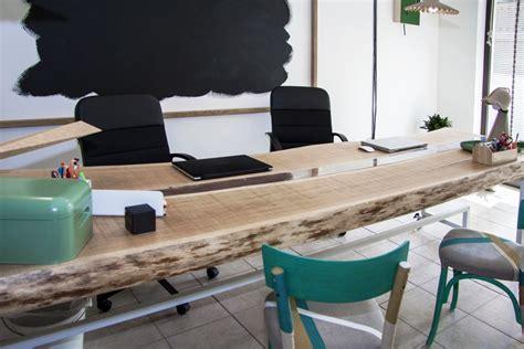 mobili di legno tavolo in legno design vintage il legno arredamenti d