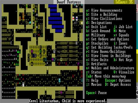 Simply Game Reviews Dwarf Fortress68