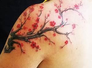 Fleur De Cerisier Signification : blog de passion tatoo page 3 j 39 en suis plus de 12500 ~ Melissatoandfro.com Idées de Décoration