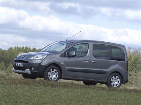 Peugeot Partner Tepee 2009 Peugeot Partner Tepee 2009