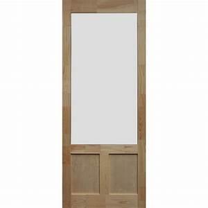 42 inch exterior door home depot615 craftsman 3 lite for 40 inch barn door