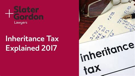 tax inheritance explained