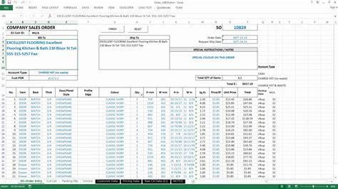 procurement tracking spreadsheet db excelcom