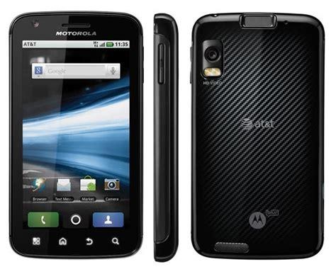 at t motorola phones motorola atrix 4g bluetooth hdmi dlna android pda phone