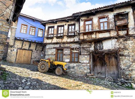 Bursa Ottoman by Bursa Turkey Jan 26 2015 Houses Of 700 Years