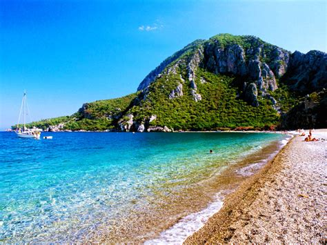 Pictures Of Rocky Mountains Olympos Beach Cirali Antalya