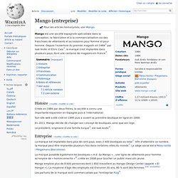 mango siege social exposé marques espagnoles pearltrees