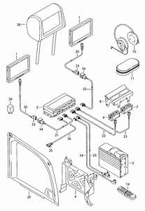 2005 Audi A8 Quattro Harness For Audio  Video Connection
