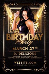 best birthday flyer ideas and images on bing find what you ll love