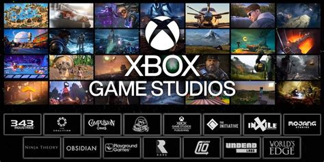 What Every Xbox Games Studios Team is Working On | Game Rant